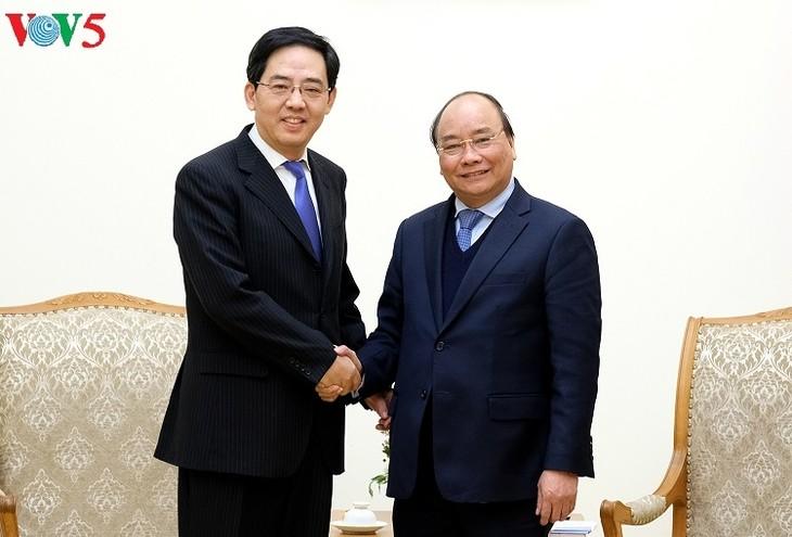 Zusammenarbeit in Wirtschaft ist einer der hellen Punkte in Vietnam-China-Beziehungen - ảnh 1
