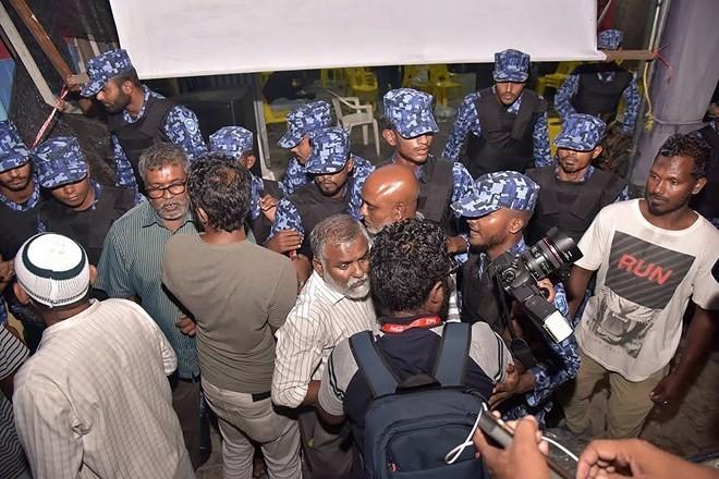 UNO ruft Malediven zur Aufhebung des Ausnahmezustands auf - ảnh 1