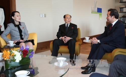 Südkoreas Premierminister Lee ruft zum Korea-Gipfeltreffen auf - ảnh 1