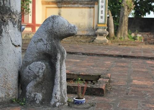 Hundefigur in der vietnamesischen volkstümlichen Kultur  - ảnh 1