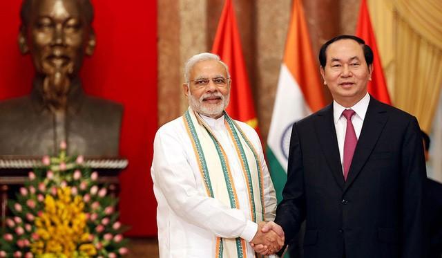 Staatspräsident Tran Dai Quang wird Indien besuchen - ảnh 1