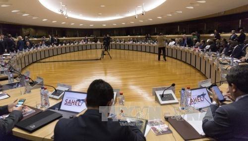 Brexit: EU ist offen für Begrenzungen bei Zusammenarbeit mit Großbritannien - ảnh 1