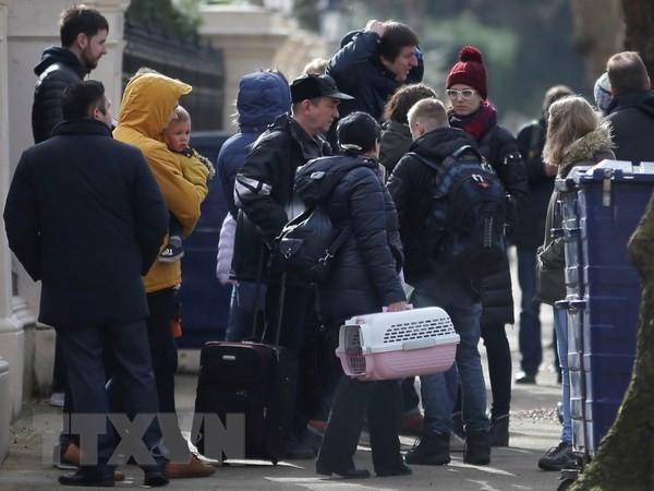 Skripal-Fall: Großbritannien wird keine weiteren Sanktionen gegen Russland verhängen - ảnh 1