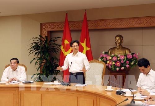 """Projekt """"Entwicklung des digitalisierten vietnamesischen Wissenssystems"""" - ảnh 1"""