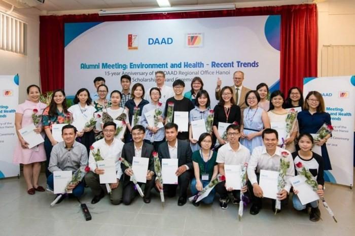 DAAD: Brücke für akademische Zusammenarbeit zwischen Vietnam und Deutschland - ảnh 1