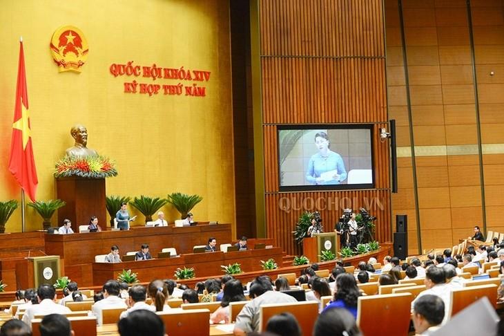Verstärkung der Aufsichtsrolle des Parlaments durch Fragestunde - ảnh 1