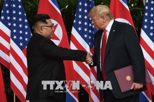 Länder zeigen optimistisch über Prozess zur atomaren Abrüstung auf Korea-Halbinsel - ảnh 1