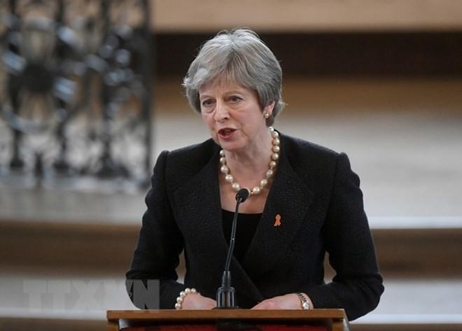 Brexit: Die britische Premierministerin gewinnt wichtige Brexit-Abstammung im Parlament - ảnh 1