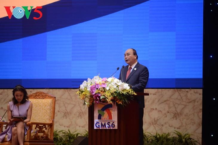 Vietnam engagiert sich für Zusammenarbeit im Rahmen der ACMECS und CLMV - ảnh 1