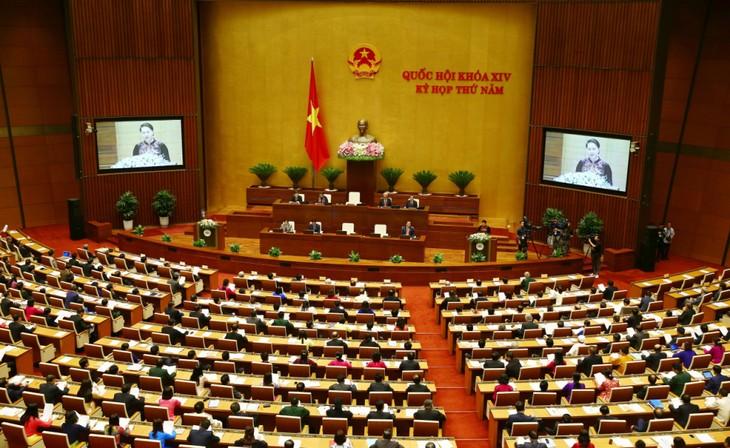 Die 5. Parlamentssitzung gewissenhaft und effizient veranstaltet - ảnh 1