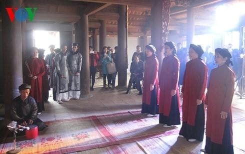 Phu Tho bewahrt und fördert die Kulturschätze - ảnh 1
