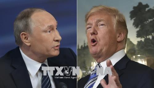 Russland und USA bereiten sich auf Gipfeltreffen vor - ảnh 1