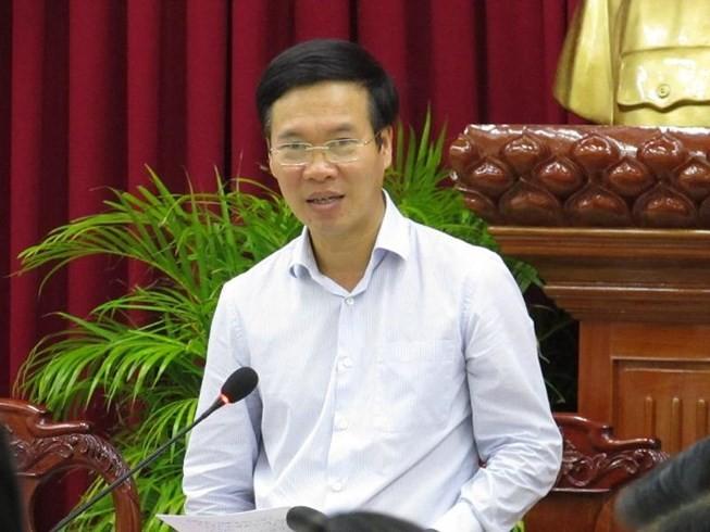 Der Leiter der Zentralabteilung für Aufklärung und Erziehung tagt mit Can Tho - ảnh 1