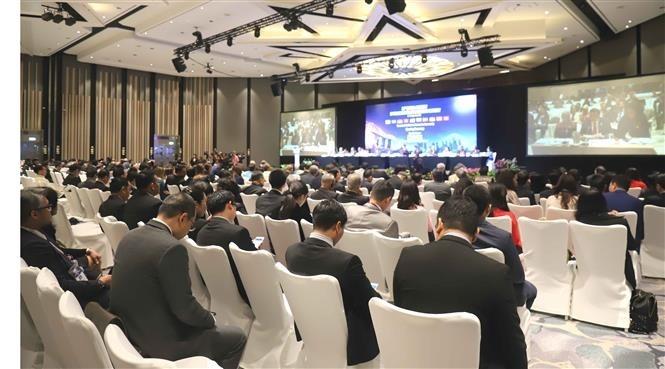 AIPA-39 einigt sich auf Förderung des Aufbaus des elektronischen Handelssystems - ảnh 1
