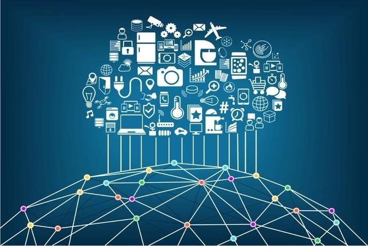 Verstärkung der digitalen Verbindungen in der Industrierevolution 4.0 - ảnh 1