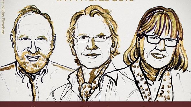 Nobelpreis für Physik ehrt drei Laserforscher - ảnh 1