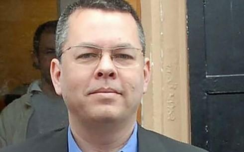 Die Türkei lässt den in der Türkei festgehaltenen US-Pastor Andrew Brunson frei - ảnh 1