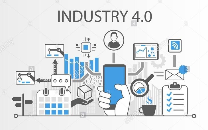 Aufbau der Infrastruktur zur Verbindung des Netzes in der 4. industriellen Revolution - ảnh 1