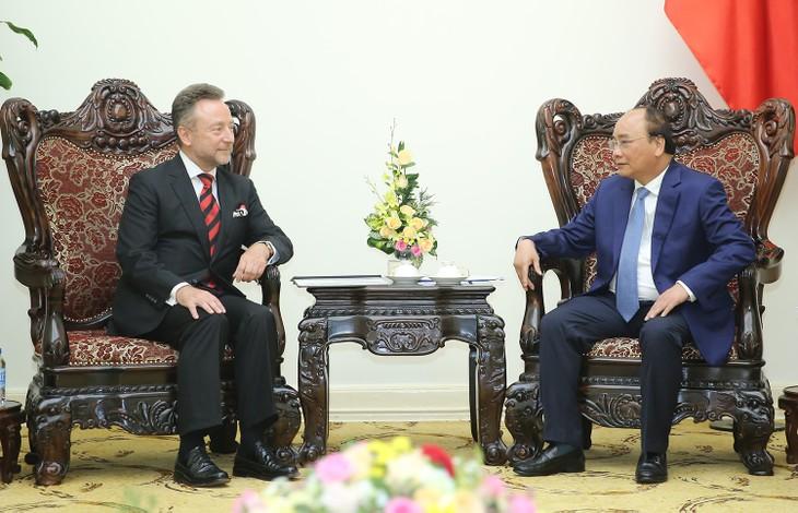 Tschechien beachtet die Zusammenarbeit mit Vietnam - ảnh 1
