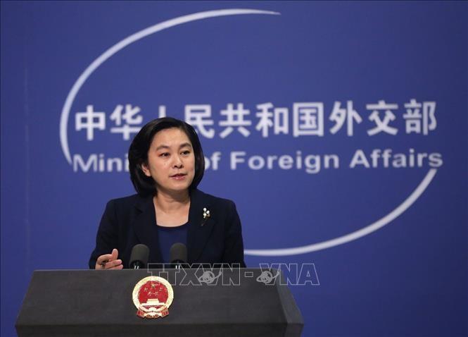 2. diplomatischer und sicherheitspolitischer Dialog zwischen China und USA - ảnh 1