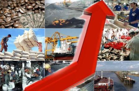 Zwei Wachstumstreiber der vietnamesischen Wirtschaft - ảnh 1