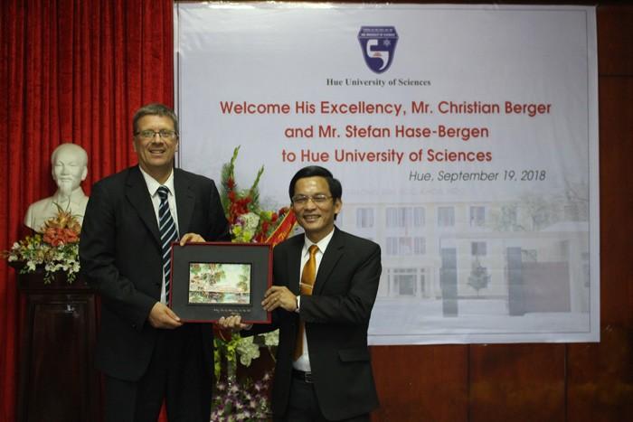 DAAD Vietnam: Wichtiger Forschungspartner Vietnams - ảnh 1
