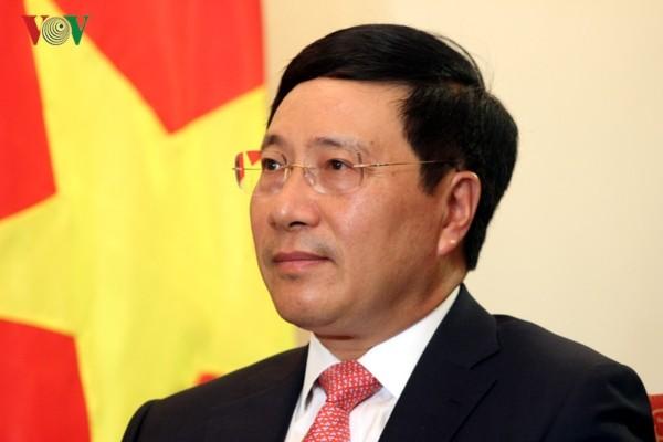 3. Sitzung der Vietnam-Thailand-Regierungskommission für bilaterale Zusammenarbeit - ảnh 1