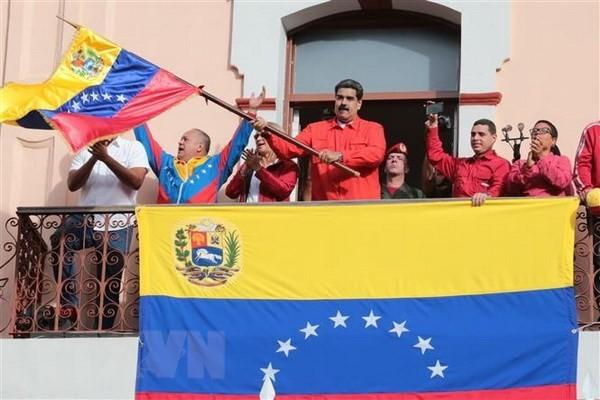 Venezuela nimmt zahlreiche Verdächtige zum Regierungsumsturz fest  - ảnh 1