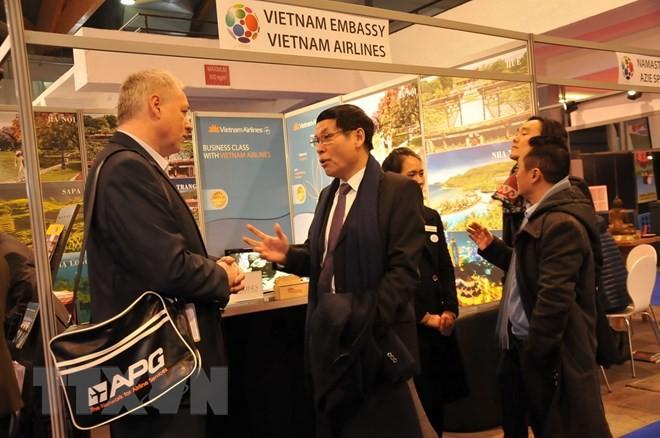 Belgier interessieren sich für vietnamesische Besuchsziele - ảnh 1