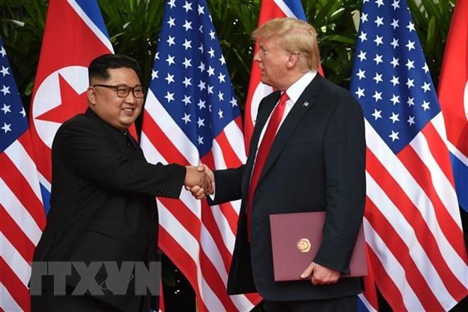 USA und Nordkorea vor dem 2. Gipfeltreffen  - ảnh 1