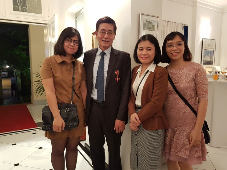 Phan Trong Hung: Ein Vietnamese und sein Beitrag zu den deutsch-vietnamesischen Beziehungen  - ảnh 1