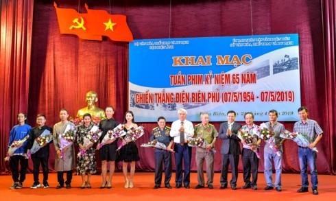 Eröffnung der Filmwoche zum 65. Jahrestag des Sieges in Dien Bien Phu - ảnh 1