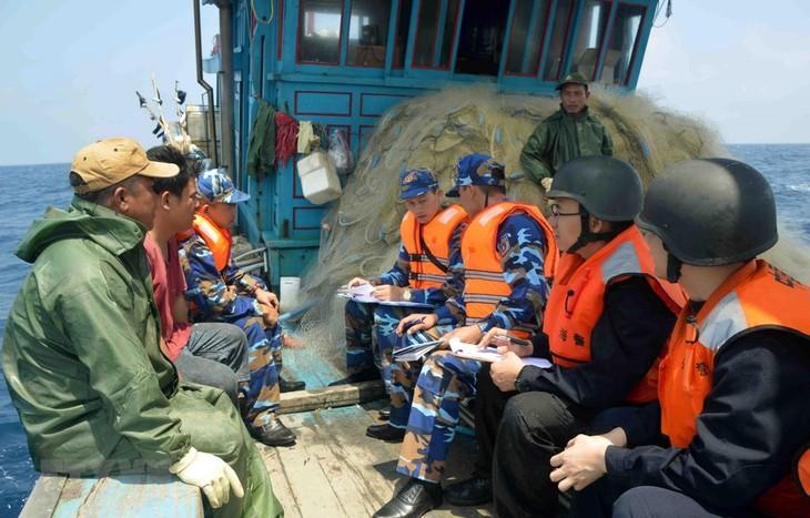 Vietnam und China verhandeln über Meeresgebiete außerhalb der Tonkin-Bucht - ảnh 1