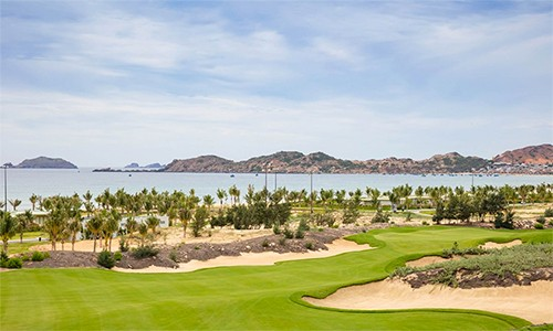 "VGA startet professionelles Golfturnier-System ""VPG Tour Race to Quy Nhon"" - ảnh 1"