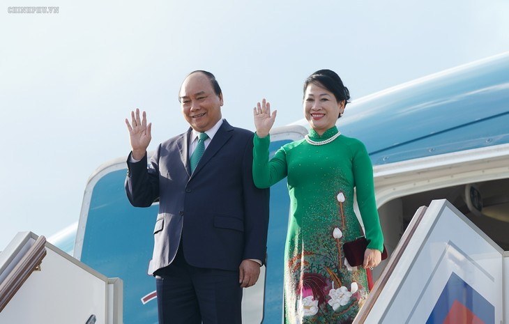 TASS macht Interview mit Premierminister Nguyen Xuan Phuc - ảnh 1