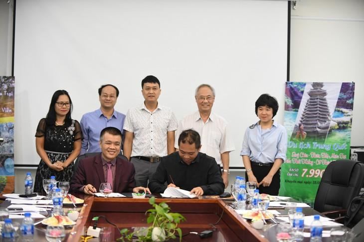 Tiktok kooperiert mit VCTC Vietnam - ảnh 1