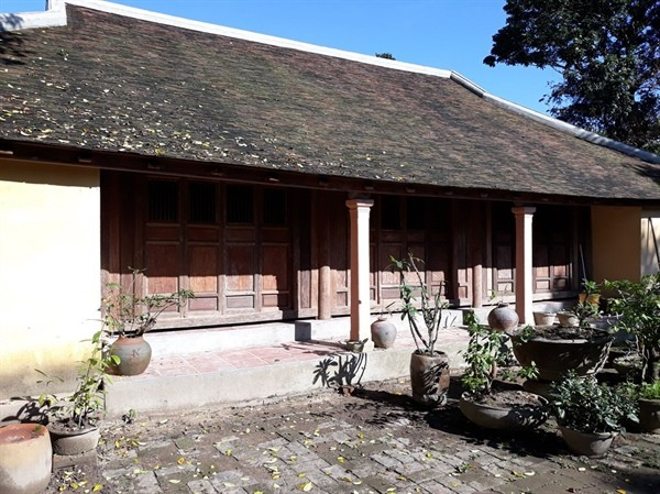 Bewahrung des Ruong-Hauses - ảnh 1