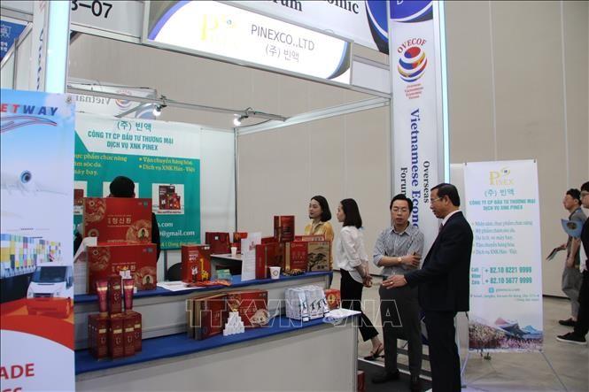 Wirtschaftsforum der Auslandsvietnamesen in Südkorea - ảnh 1