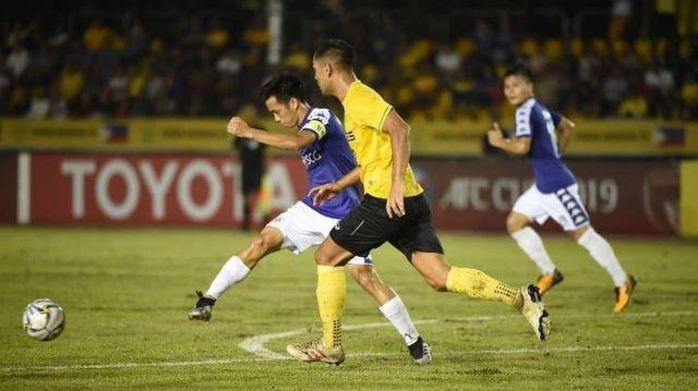 Hanoi FC hat Vorteil im Rückspiel beim Halbfinale von AFC Cup - ảnh 1