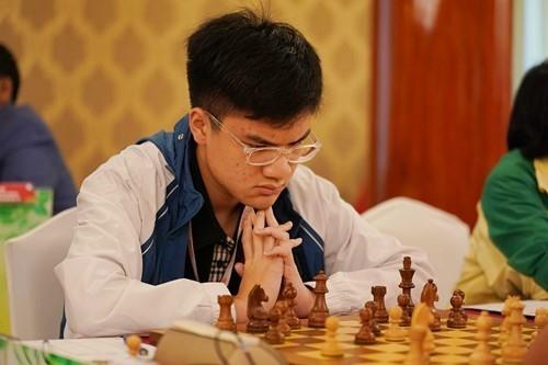 Vietnamesischer Schachspieler Anh Khoi gewinnt U20-Asienmeisterschaft  - ảnh 1