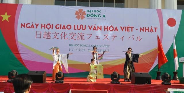 Vietnamesisch-japanisches Kulturaustauschfest in Danang - ảnh 1