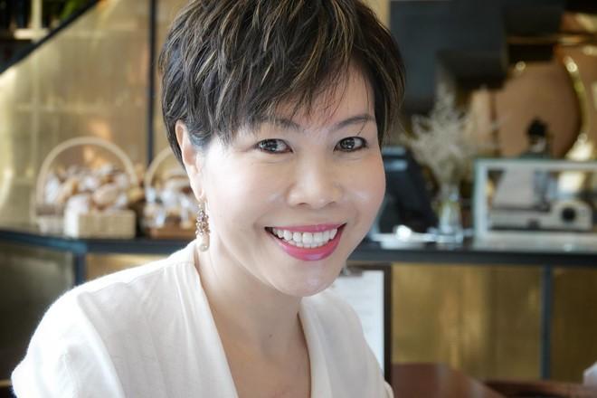 """Vietnamesin Dinh Thi Thanh Huong wird mit dem Preis """"Filmverleiherin des Jahres"""" geehrt - ảnh 1"""