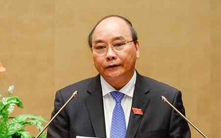 阮春福被提名担任政府总理 - ảnh 1