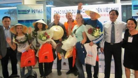 今年一季度越南接待的俄罗斯游客增长13.5% - ảnh 1