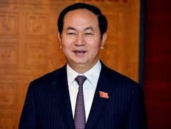 越南国家主席陈大光就2016年中秋节致贺信 - ảnh 1