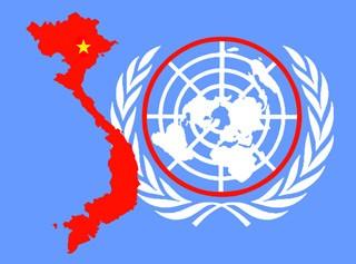 加入联合国39年后越南的地位 - ảnh 1