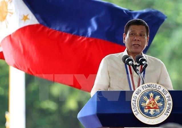 菲律宾总统杜特尔特即将访越 - ảnh 1
