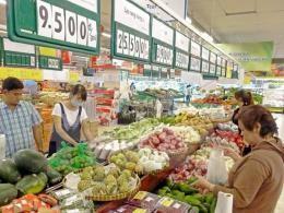 市场食品价格稳定 - ảnh 1