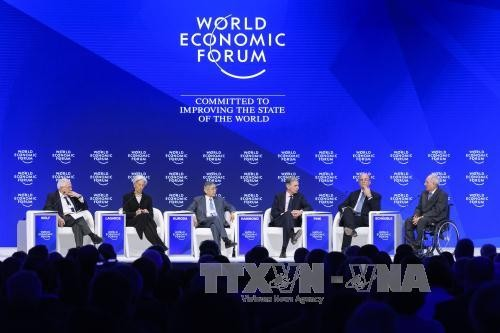 2017年达沃斯世界经济论坛年会闭幕 - ảnh 1
