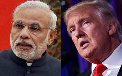 美国与印度承诺合作打击恐怖主义 - ảnh 1